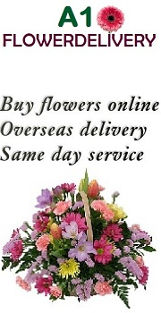 A1 Flower delivery